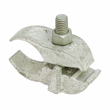 """PARALLEL PIPE CLAMP, 1/2"""", HD GLVD"""