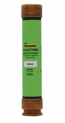 Fuse, 60 Amp, Class RK5, Dual-Element, Time-Delay, 600V, Fusetron