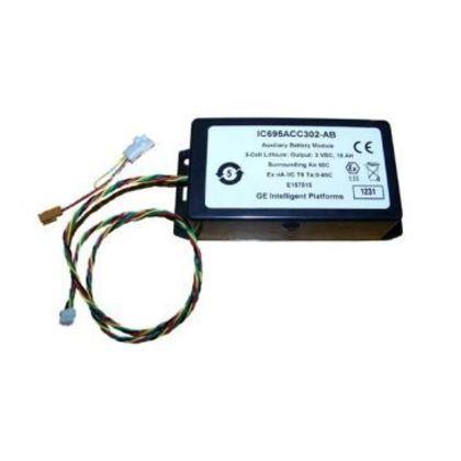 Battery, CPU,  Memory Backup, Smart, Lithium, Series 90-30, RX3i