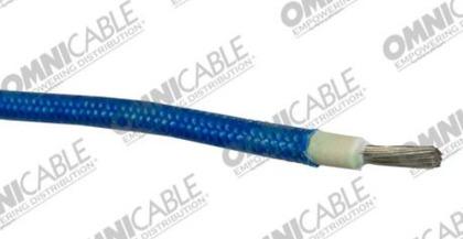 OMNI C61601-01#16/1C (26 STR) SRML SFF-2 BLK 1X250 FIRM COPPER