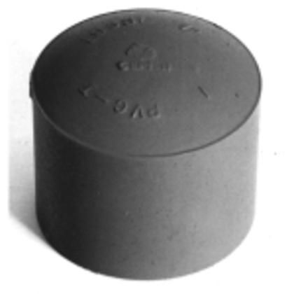 2-1/2 INCH PIPE CAP
