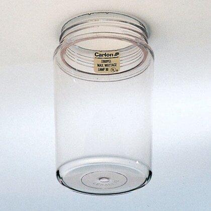 Plastic Globe, Clear