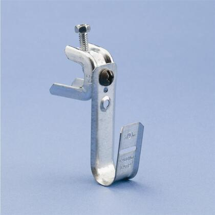 "J-Hook Pre Assembled To Flange, 1/8"" to 5/8"" *** Discontinued ***"