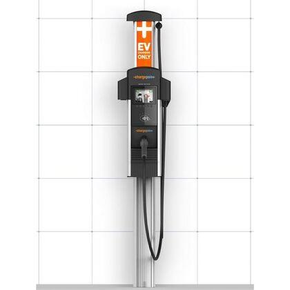 Vehicle Charging Station, Level 2, Single, Wall Mount w/ Modem