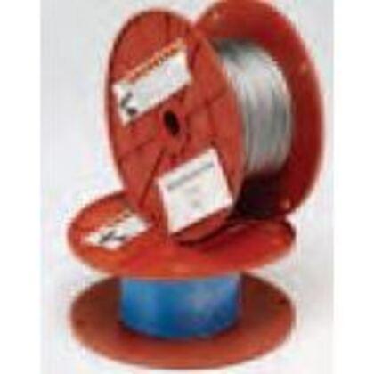"Wire Rope, Diameter: 1/16"", Load: 96 LBS, Steel/Galvanized"