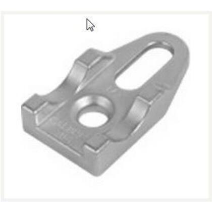 Stainless Steel Clamp Back