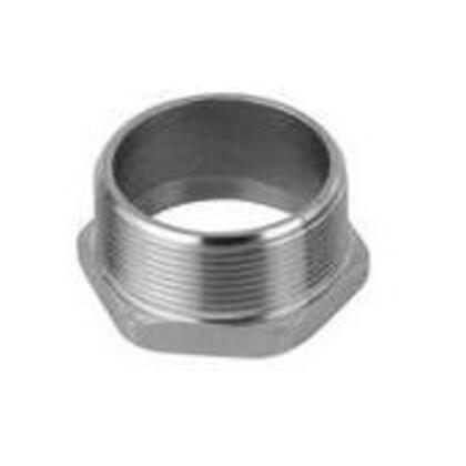 """Stainless Steel Chase Nipple, Type: 316SS, Size: 1"""""""