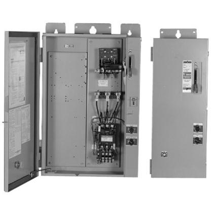 Pump Panel,Sz1 Wide,460V,Hi IC,SSOL