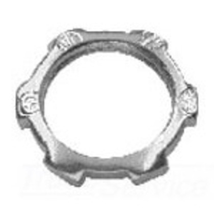 "Locknut, Size: 1"", Material: Steel"