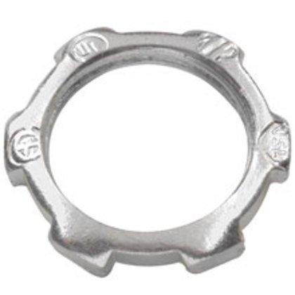 "Locknut, Size: 3"", Material: Steel"