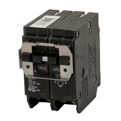 Type BQC 1-inch CTL Plug-on Breaker
