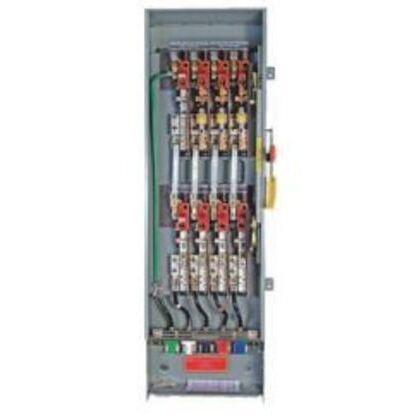 Safety Switch, Double Throw, Heavy Duty, 400A, 3P, 600VAC, NEMA 3R