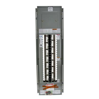 Panelboard Interior, 225A, 42 Spaces, 3PH, 4 Wire, 208Y/120VAC