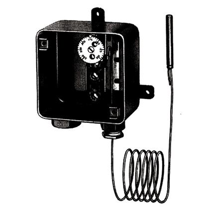 Thermostat, Rainproof, Adjustable Temperature