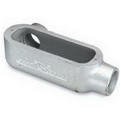 """Conduit Body, Type LL, Size: 3/4"""", Form 85, Material: Aluminum"""