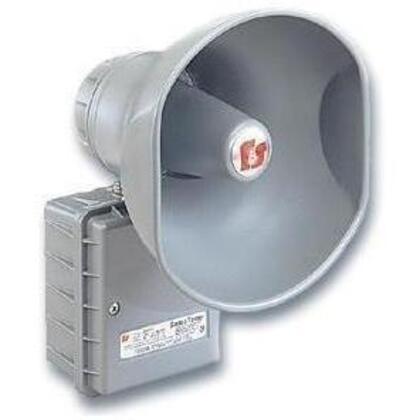 Speaker Amplifier, 120V AC, Type 3R Enclosure, Gray