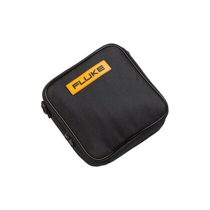Carrying Case, Polyester, Blk/yel