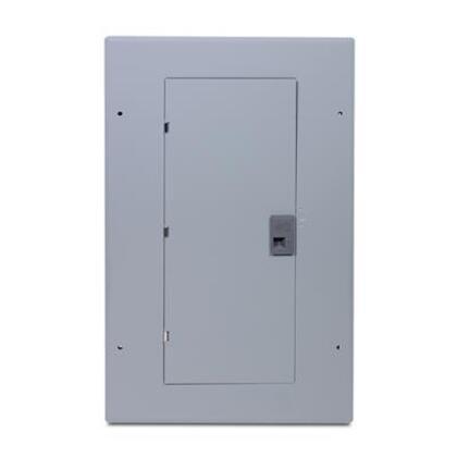 Load Center, Convertible, 125A, 1PH, 120/240VAC, 65kAIC, 24 Space