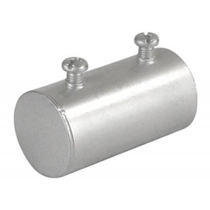 """Rigid Galvanized Cap, 3/4"""", For Use with Rigid/IMC Conduit"""