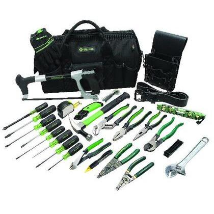 28-Piece Master Electrician's Tool Kit *** Discontinued ***