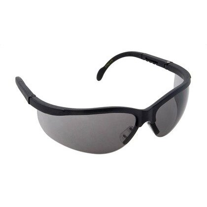 Safety Glasses, Tradesman, Smoke *** Discontinued ***