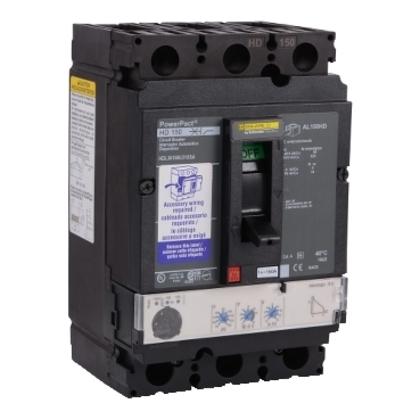MOLDED CASE CIRCUIT BREAKER 600V 150A