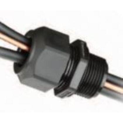 SMCG 3/4NPT BLK 2-6.1 X 9.7MM 1-3.3MM W/2251