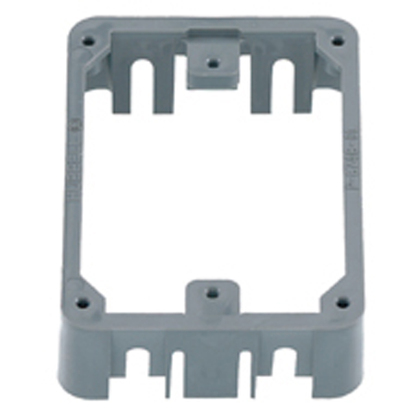 Floor Box, Collar for Plastic Tile without Carpet Flange