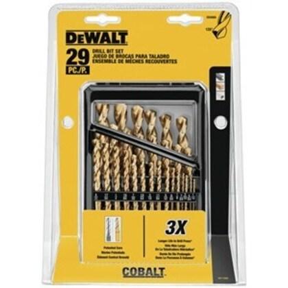 29-PC. Cobalt Bit Set