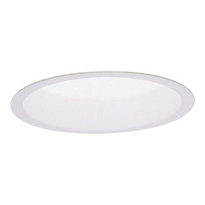 """Reflector Trim, UniFrame, 6-3/4"""", White *** Discontinued ***"""