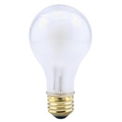 Halogen Bulb, A19, 53W, 120V, Super Soft White