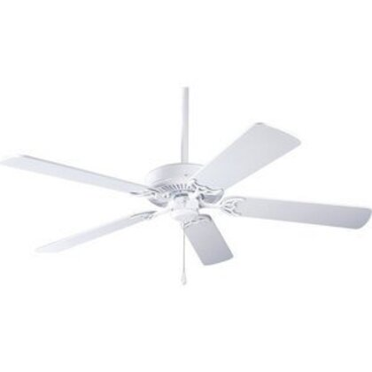 AirPro 52in 5-Blade Ceiling Fan White