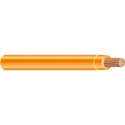 400 MCM THHN Stranded Copper, Orange, 1000'