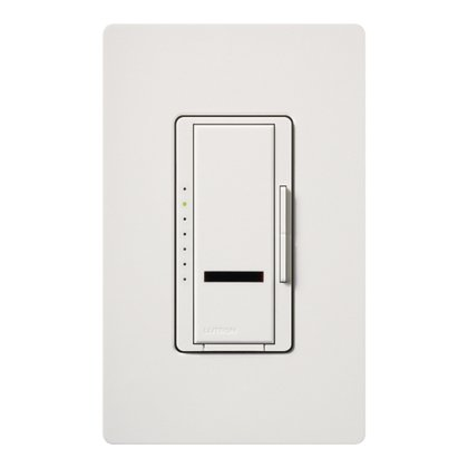Electronic Low-Voltage Dimmer, White *** Discontinued ***