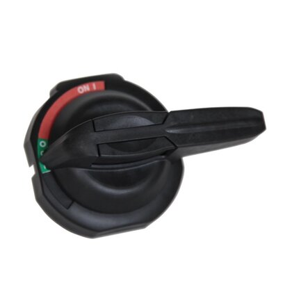Operating Handle, Black, Padlockable, for 194R up to 60A