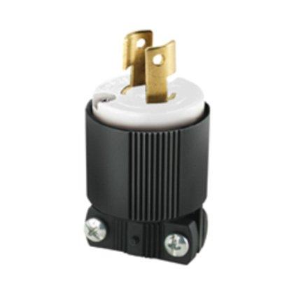 CONN 20A 250V 2P2W H/L