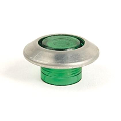 Push Button, Cap Only, Amber, Push/Pull, 22.5mm, Illuminated