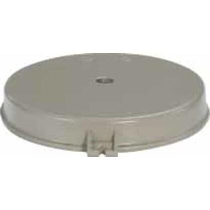 "Ceiling Pan, Pendant Splice Box, 3/4"", Metallic"
