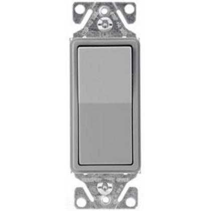 Switch Decorator 3Way 15A 120/277V GY 4627873