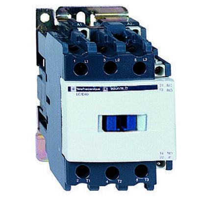 Contactor, Definite Purpose, 40A, 3P, 600VAC, 300VDC, 230VAC Coil