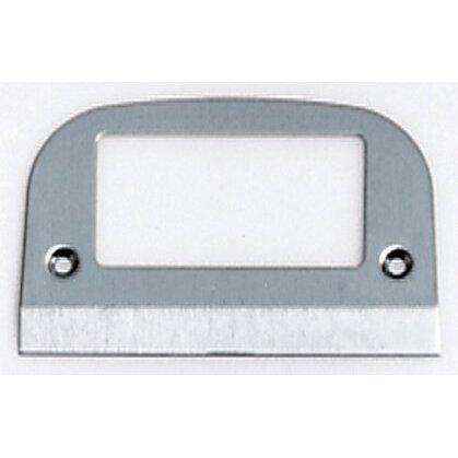 Locon Face Plate, Gfci, Ss