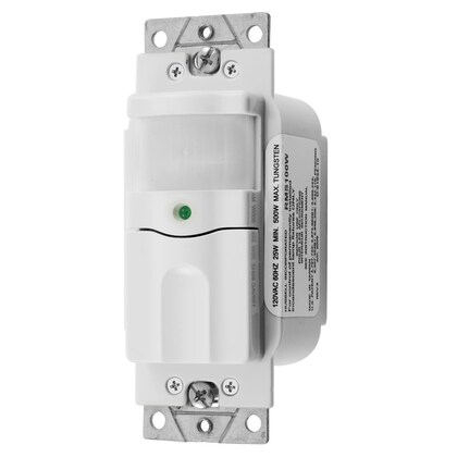 VACANCY SENSOR SWITCH, *** Discontinued ***