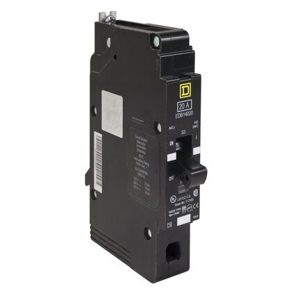 Breaker, Bolt On, 1P, 35A, 277VAC, 35kAIC, Thermal Magnetic