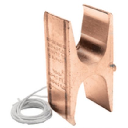 H-Tap Connector, Wire Range: 6 to 10 AWG, Copper