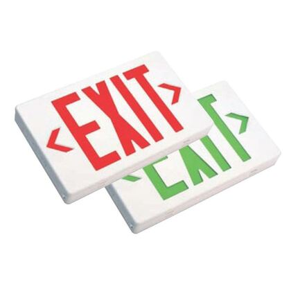 LED EXIT SIGN-GREEN