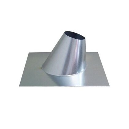 "Roof Flashing, 1/2"", Steel"