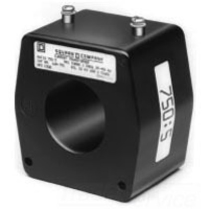 """Current Transformer, Solid Core, 400:5A, C10 Class, 1-15/16"""" ID"""