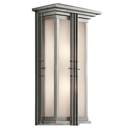 OUTDOOR LANTERN 2LT *** Discontinued ***