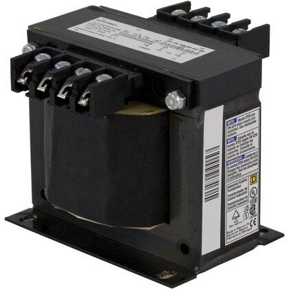 Control Transformer, 300VA, 120 x 240 - 24, Type T, 1PH, Open