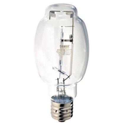 Metal Halide Lamp, Pulse Start, BT28, 100W, Clear